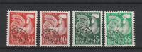 FRANCOBOLLI - 1954 FRANCIA PREANNULLATI MNH Z/9853