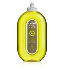 Method 00563 Squirt + Mop Hard Floor Cleaner, Lemon Ginger, 25 Oz