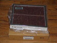 Nissan/Infiniti Cabine Filtre à Pollen-B72771CA1B ** Authentique Nouveau Nissan