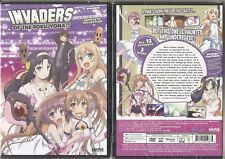 Invaders of the Rokujyoma Complete Anime Collection (DVD, 2015, 2-Disc Set)