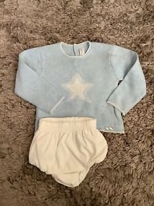 MAYORAL BABY BOYS 12 MONTHS SPANISH STYLE OUTFIT, BUNDLE COMBINE POST