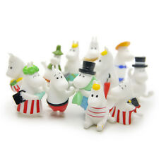 Moomin Valley Character Hippo Family Minifigure figure Kids toy 12pcs Best Gift