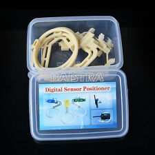 1 Kit/3Pcs Dental médico Instrument Digital X Ray Film Sensor Positioner Holdes