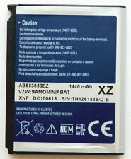 Samsung Omnia I910 SCH-I910 AB653850EZ OEM Battery (1440 mAh)