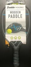 Pickleball.. Franklin Sports Pickleball Wooden Paddle. Blue Volt. New. Must L@@K