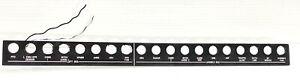 Beechcraft 58-340454-0189 Electro Luminescent CB Panel P/work Baron (TN)