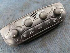 Mercedes-Benz CLK W (C209) 270 CDI Operating Element, Air Conditioning Air