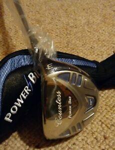*NEW-Women* PowerBilt Golf Countess #3 fairway wood - L flex w/cover