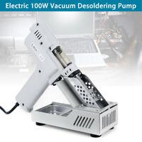 S-993A Electric 100W 110V Vacuum Desoldering Pump Sucker Solder Gun Romoval Tool