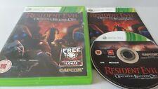 Resident Evil: Operation Raccoon City (Microsoft Xbox 360, 2012) - European Ver…
