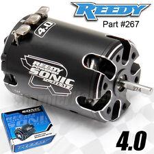 NEW Associated Reedy Sonic 540-M3 Motor 4.0 #267 NIB Mach 3 asc267 B6D CRC