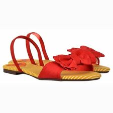 WOMENS LADIES ROCKET DOG BABYDOLL STRAPPY SANDALS SHOES RED