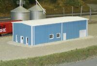 PIKESTUFF 8003 N Pre-Fab Warehouse Model Railroad Train Building Kit FREE SHIP