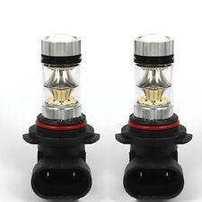 9006 HB4 100W LED Libre de errores Bombilla Lámpara auto Luz Antiniebla