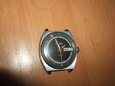 Vintage Slava watch, Слава, USSR calendar 26 jewels