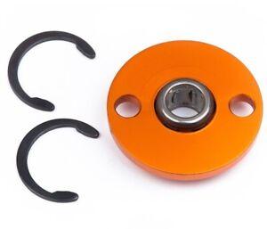 HPI Racing 106632 Heavy Duty 1st Gear Adapter Orange Nitro RS4 3 Evo