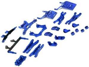 Integy Aluminium Knüppel T3 Komplett Federung Satz Für Traxxas 1/10 Ansturm 2WD