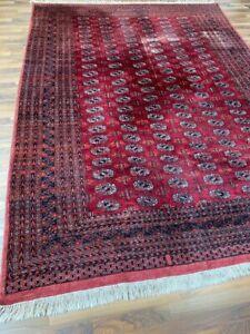 Buchara | 218 x 290 | Handgeknüpft | Orientteppich | Carpet | Rug