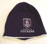 AFL Fremantle Dockers Supporters Beanie