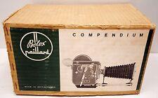 COMPENDIUM / TITREUSE pour Caméra PAILLARD BOLEX  H16 /H 8 -8/16 m/m+DIVERS