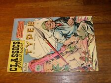Classics Illustrated #36 (Hrn64), Vg/Fine, Typee, Herman Melville
