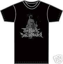 THE BLACK DAHLIA MURDER GRIM REAPER T-SHIRT ~ XL