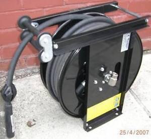 Retractable hose reel ,industrial,400 bar