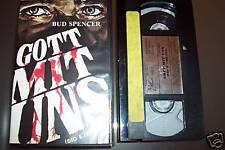 [1324] Gott mit uns - Dio è con noi (1969) VHS rara B. Spencer