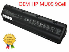 Original 9cell High-capacity Mu09 Battery for HP Cq42 636631-001 93wh Genuine