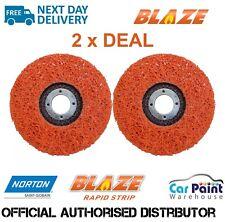 Stripping Disc Blaze Depressed Centre 115mm Norton 66623303783