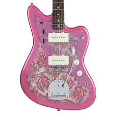 Brand New Fender Made in Japan Traditional '60s Jazzmaster in Pink Paisley