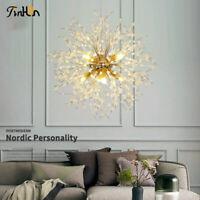 SPUTNIK CRYSTAL CHANDELIER CEILING FIREWORKS MODERN PENDANT LIGHT FIXTURE LAMP