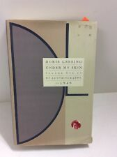 Under My Skin Vol 1 My Autobiography to 1949 by Doris Lessing 1994 Hardcover 75b
