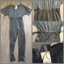 Silver Jumpsuit Oasis BNWT