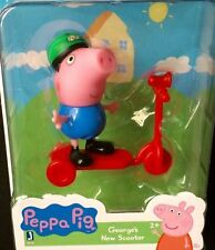 *Nick Jr Peppa Pig* GEORGE'S NEW SCOOTER FIGURE & ACCESSORIES