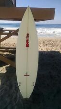 "Warner Surfboards WB006-US017: 6'2"" Short Board Hand Shaped In Australia"