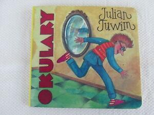 Tuwim, Julian : Okulary / Illustrationen: Jolanta Marcolla / Pappbilderbuch