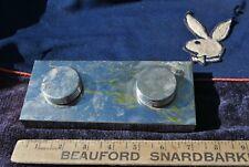 Usa Md Pioneer New York Nickle Plated Brass 2 Burner Model Steam Engine Medical