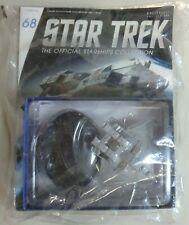Star Trek Magazine #68 Federation Attack Fighter model figure by Eaglemoss. New.