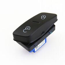 LHD Driver Side Central Door Lock Switch Button For VW Jetta Golf Tiguan Passat