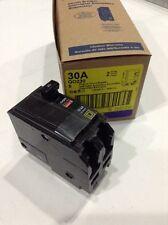 SQUARE D QO230 PLUG-IN CIRCUIT BREAKER 2 POLE 30 AMP 120/240V NEW (BOX OF 5)