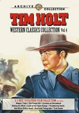 TIM HOLT WESTERN CLASSICS COLLECTION, VOL. 4 USED - VERY GOOD DVD