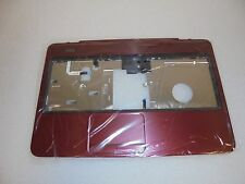 NEW Genuine Dell Inspiron 14 M4040 Touch Pad Palmrest Red w/Power Button  NP22X