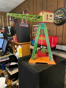 Used T-Reproductions 70 Standard Gauge Dorfan Electric Crane