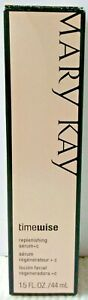 Mary Kay Timewise Replenishing Serum +C Dry - Oily Skin Oil Fragrance Free 1.5oz