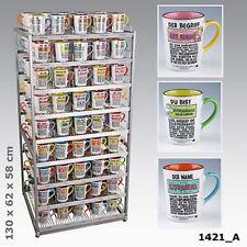 Cubertería de cerámica color principal multicolor