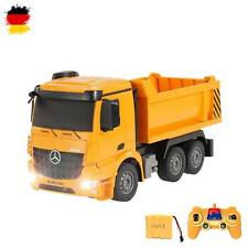 RC Ferngesteuerter Mercedes-Benz Arocs LKW-Kipper, Truck, Auto, Fahrzeug, Bagger
