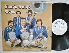 Shep's Banjo Boys – SIGNED 1969 vinyl album