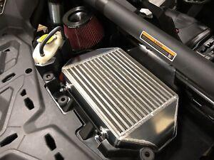 2017-2019 Can Am X3 Intercooler Treal Performance Upgraded Intercooler Kit