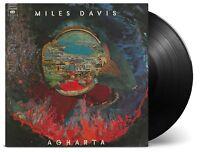 MILES DAVIS - AGHARTA 2 VINYL LP NEW